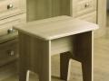 Square design stool