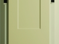 Cambridge sloping door