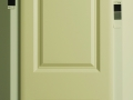 York sloping door