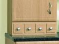 Mock spice drawer