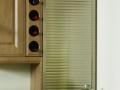 Round wine rack 5 btl