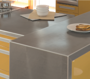 metal kitchen worktop